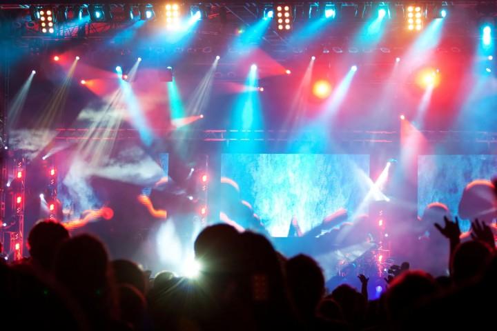 15090140 - crowd at concert